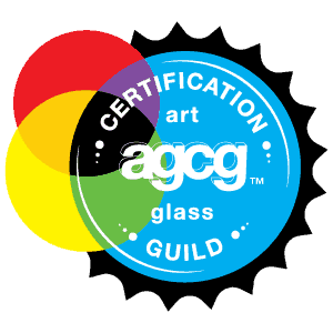 agcg official certification seal